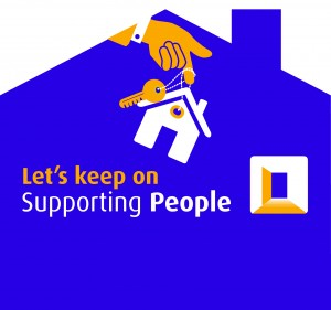 Supporting People Purple