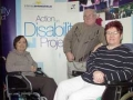 Disability Event at the Maureen Sheehan Centre, Falls, Belfast.